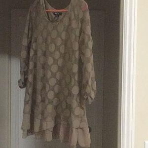 Style & Co tunic size Large never worn